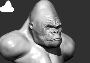 my ape.jpg