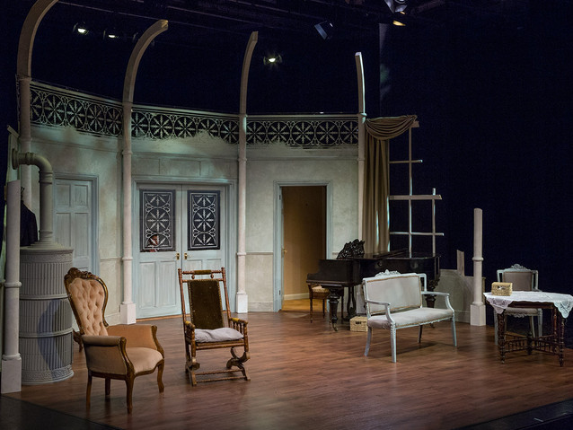 A Doll's House by Henrik Ibsen.