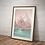 Thumbnail: Mountain Lake Print | Great Escapes Range | Wall Art | A3 or A4 from £13.50