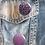 Thumbnail: Vivid Animal Print Pin Badge Set   25mm   Set of 6