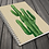 Thumbnail: Cactus Plant   A5 Notebook   Plain or Lined