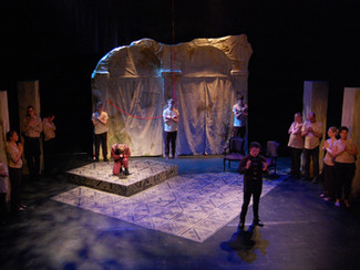 Hamlet by William Shakespeare, adapted by Will Jessop