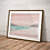 Thumbnail: Sands Print | Great Escapes Range | Wall Art | A3 or A4 from £13.50