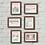 Thumbnail: A6 Mini Prints | Great Escapes | Wall Art | Set of 6 Mini Prints