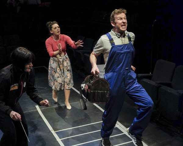 The Karaoke Theatre Company by Alan Ayckbourn