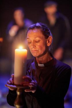 Jane Norburn as Linda in Songs from the