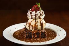 Gastronomia - Sobremesa - Brownie
