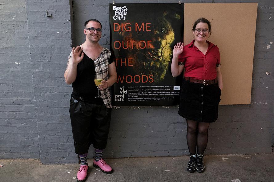 Alex Billingham & Vicky Roden at Vivid Projects, Birmingham