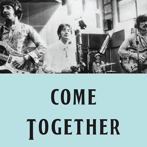 Come Together Drum Transcription