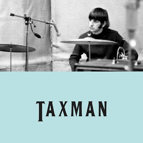 Taxman Drum/Percussion Transcription