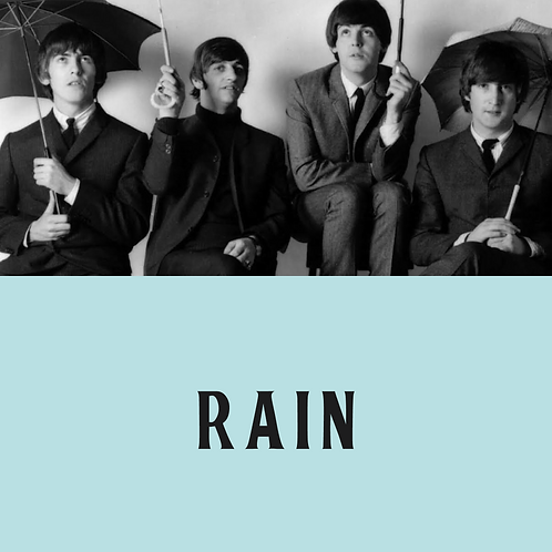 Rain Drum Transcription