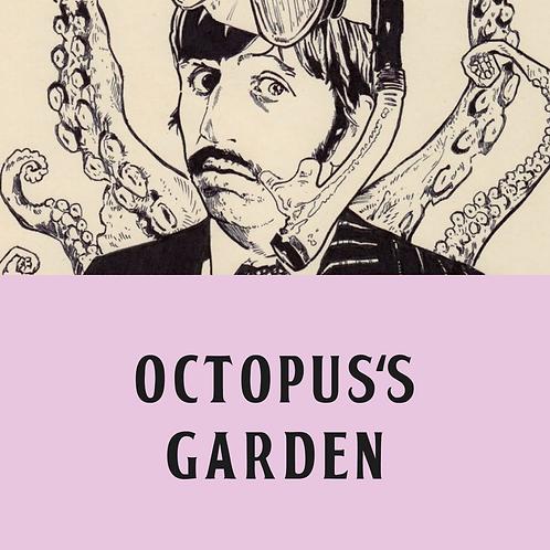 Octopus's Garden Drum Transcription
