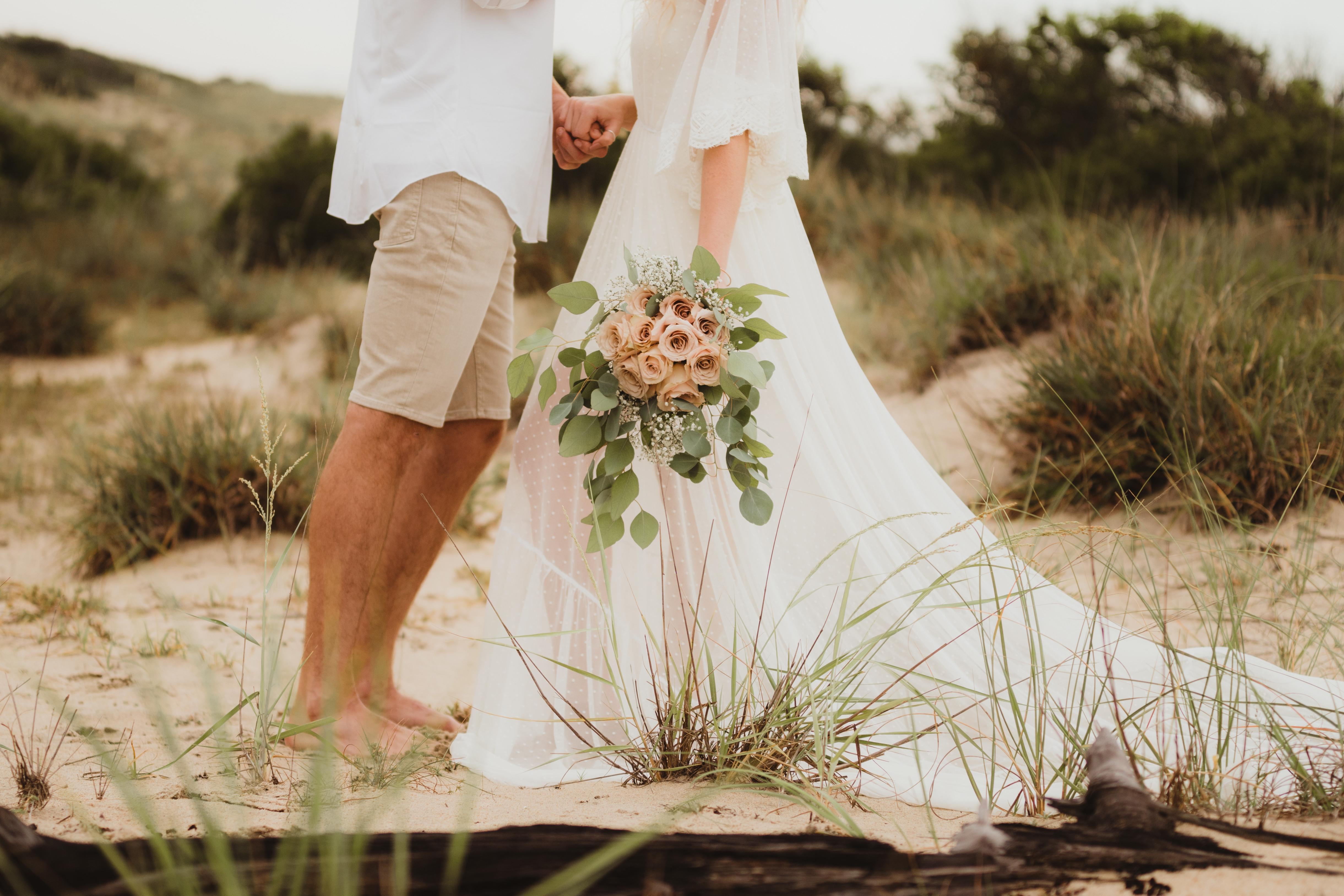 Elopements + Weddings
