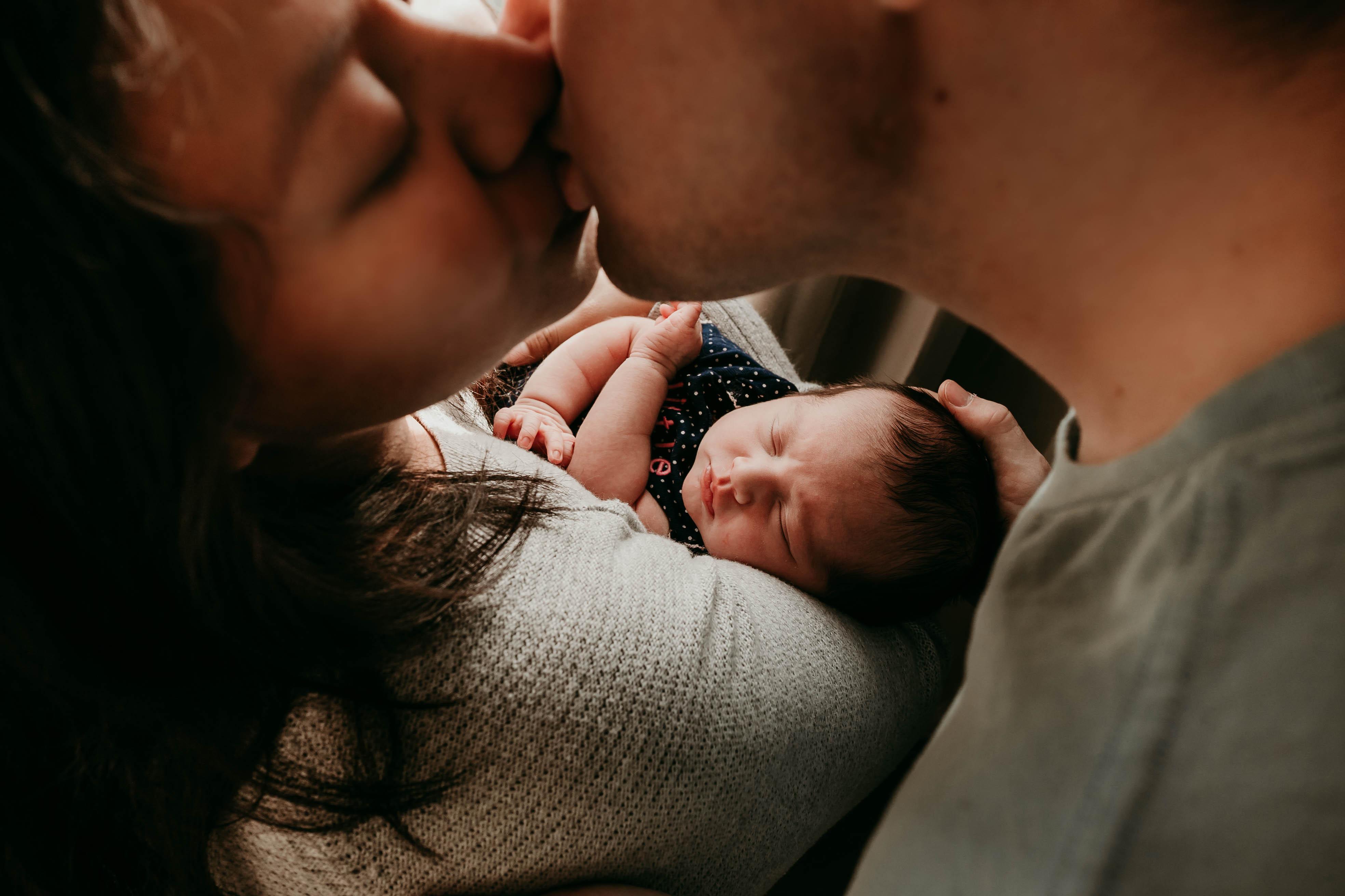Newborn/First 48 Lifestyle Session