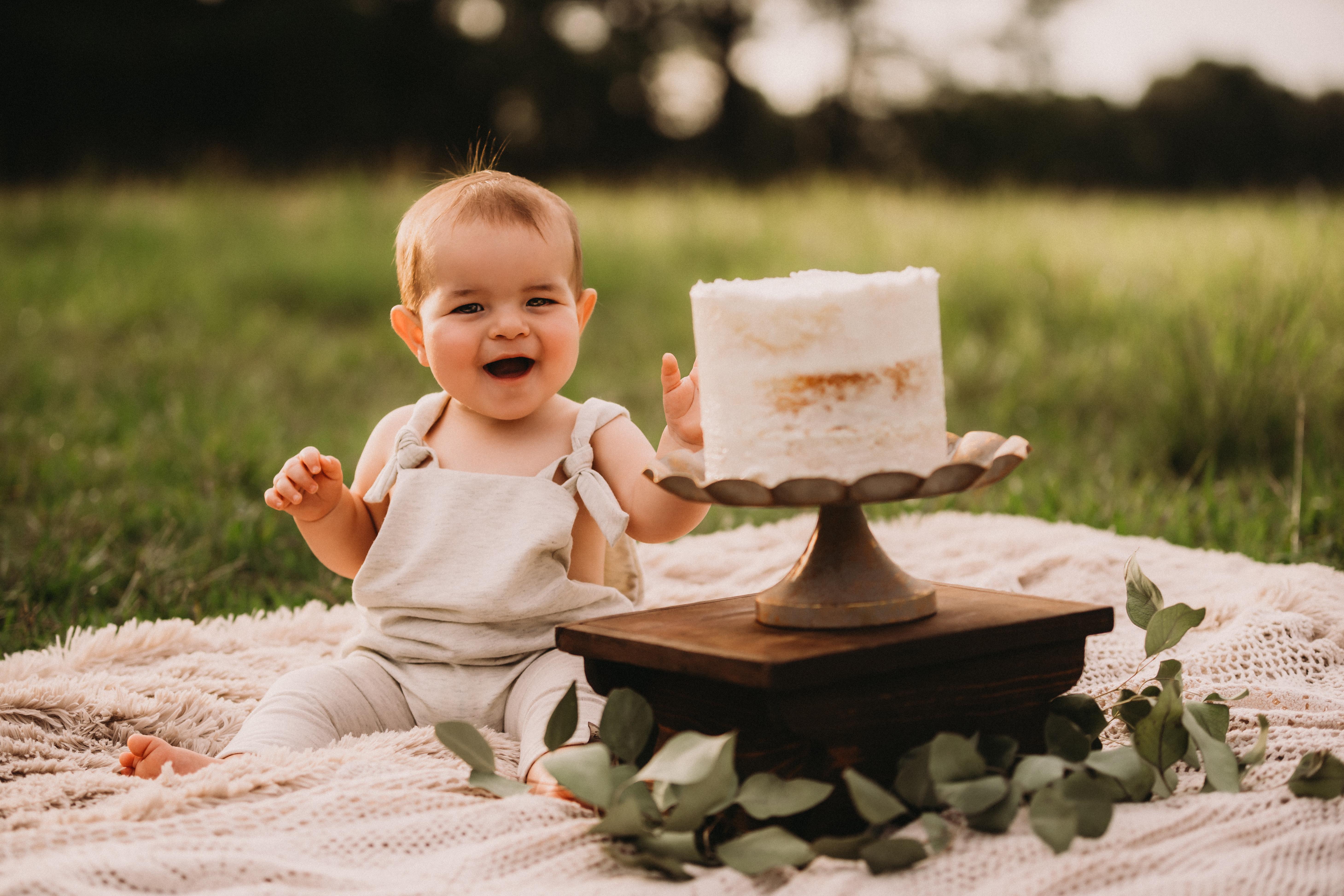 Birthday/Smash Cake