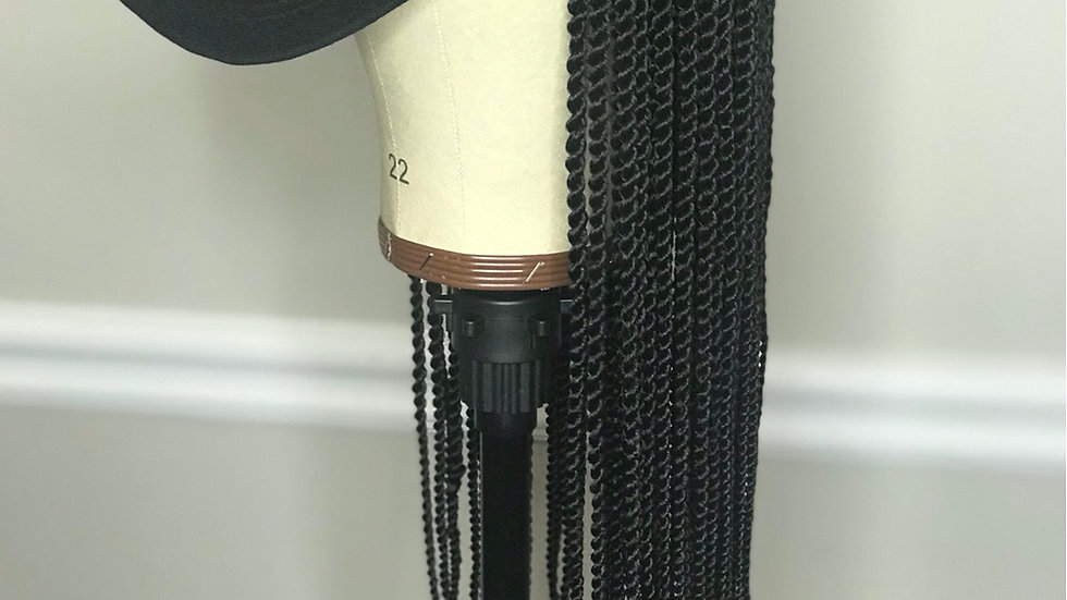 Braids to Go Caps waistlength