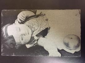Engraved Photo