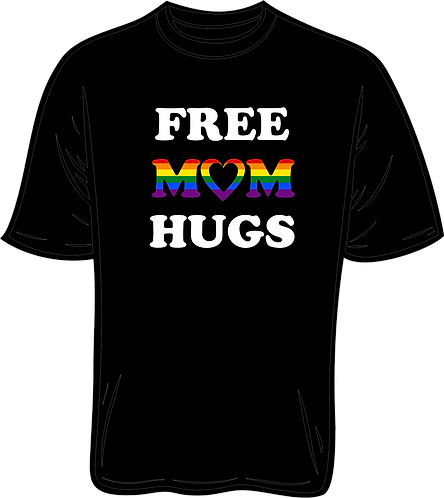 Family Hugs T-Shirts