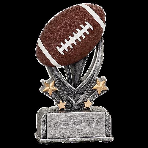 Varsity Sport Football Resin Award