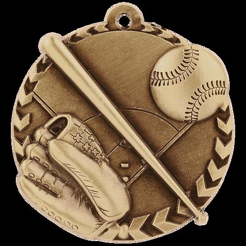 Baseball/Softball Millennium Medal
