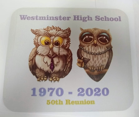 MousePad, WHS Class Reunion 1970