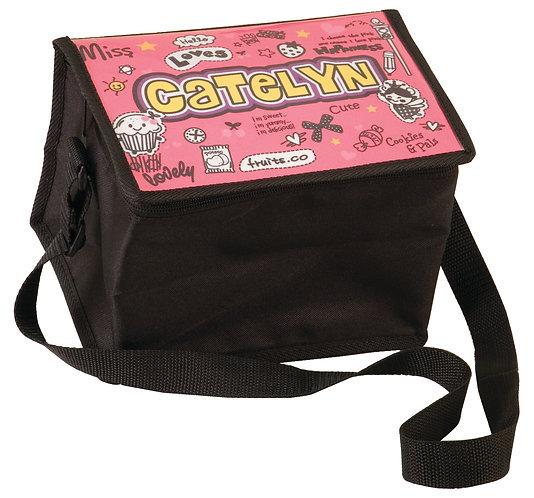 Insulated Cooler Bag with Adjustable Shoulder Strap
