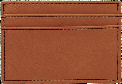 Rawhide Leatherette Wallet Clip