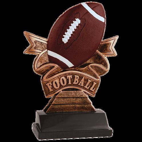 Football Ribbon Award