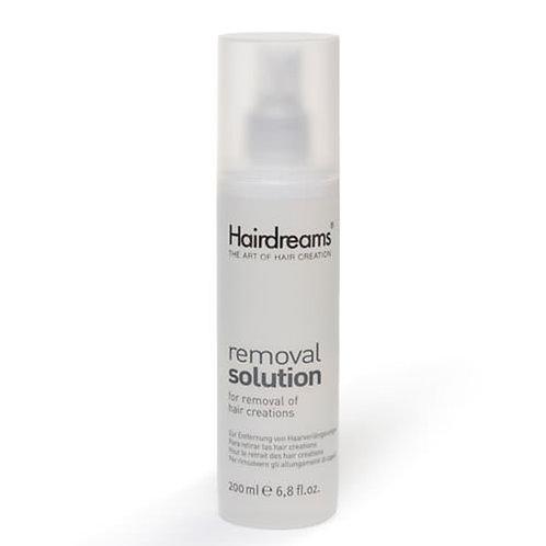 Hairdreams removal solution Spray | zur Entfernung von Haarverlängerungen | 200m