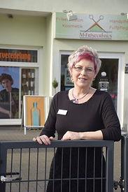 Friseurmeisterin Claudia Priesmeier
