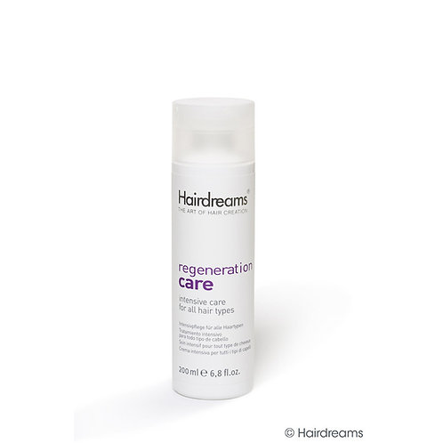 Hairdreams regeneration care | Intensivpflege für alle Haartypen | 200ml