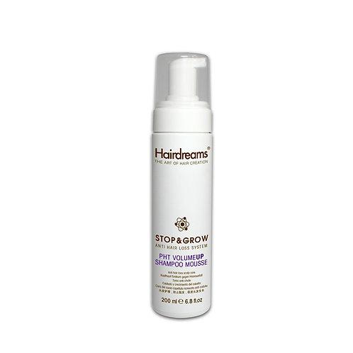 Hairdreams Stop&Grow | PHT VolumeUP Shampoo Mousse | 200ml