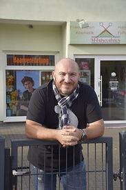 Bürokaufmann Leo Dimschitz