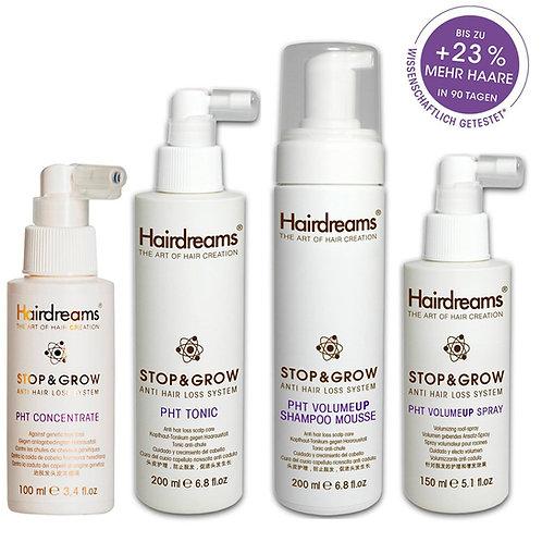 Hairdreams Stop&Grow   PHT Kopfhaut 4-tlg.KIT