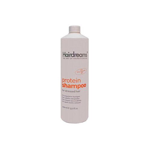 Hairdreams Protein Shampoo | für strapazierte Haartypen | 1000ml