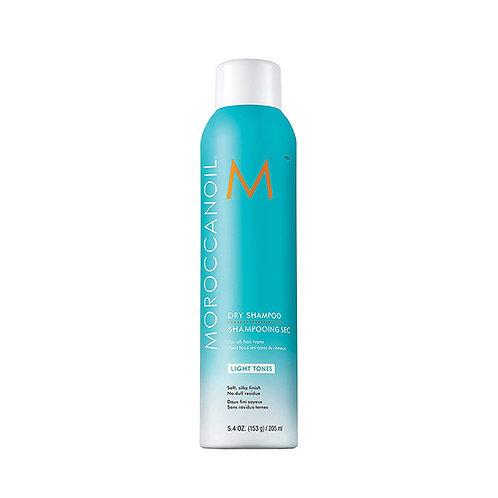 Moroccanoil | Arganöl Trockenshampoo für helle Haartypen | 205ml