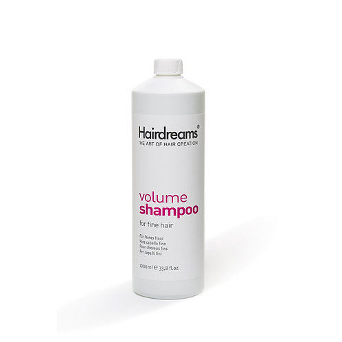 Hairdreams Volume Shampoo | für feines Haar | 1000ml