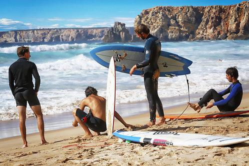 3개월 마스터 서핑인스트럭터 국제강사자격증