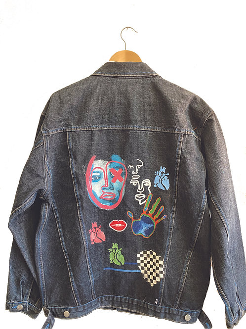 human forms jacket