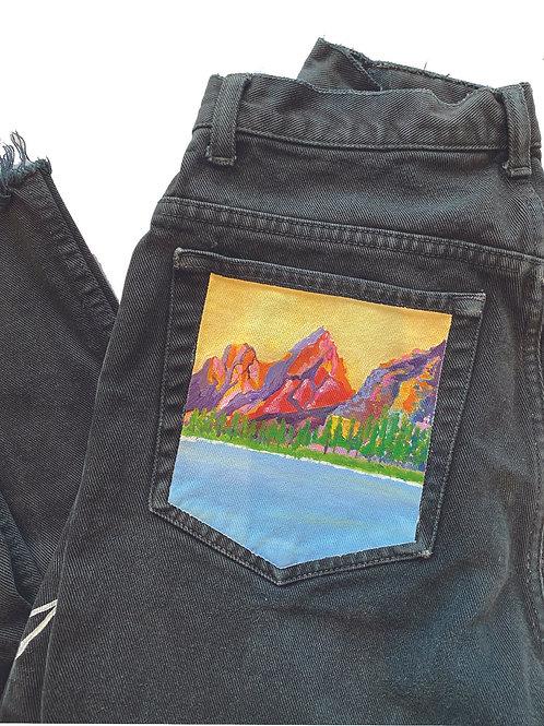 garden party jeans
