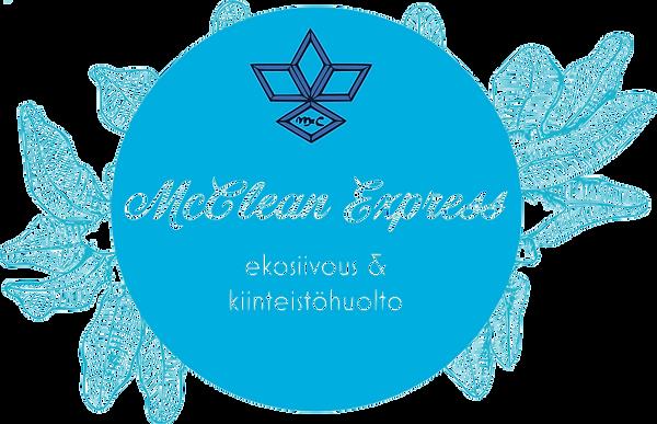 McClean Express - LOGO - McClean Express