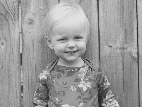 louise at 18 months