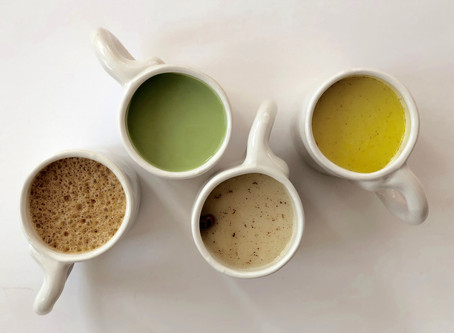 superfood winter drinks
