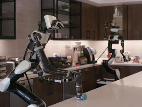 Le MIT réussit à doter les robots de la même perception spatiale que les humains