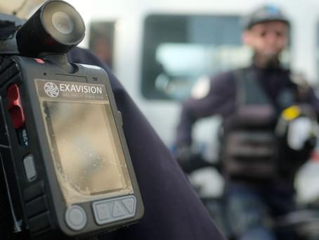 Caméras-piétons : l'encombrant fournisseur chinois de la police
