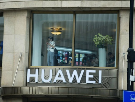 Huawei on List of 20 Chinese Companies That Pentagon Says Are Controlled by People's Liberation Army