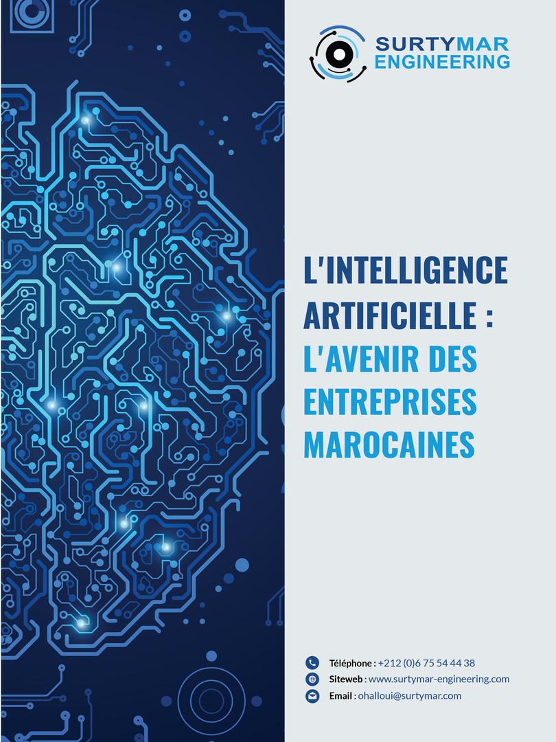 Intelligence Artificielle - l'avenir des entreprises marocaines