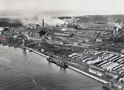 boucau les forges 1900