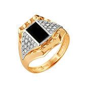 Печатка золото золотая кольцо купить не дорого выгодно обмен Петропавловск-Камчатский 51-0041_5,20.jpg