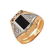Печатка золото золотая кольцо купить не дорого выгодно обмен Петропавловск-Камчатский 51-0045_4,52.jpg